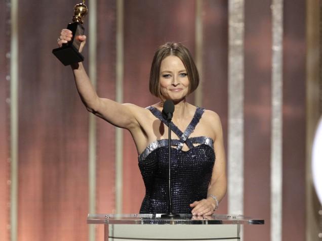 Jodie Foster, Golden Globes[1]
