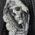 Skull Illustrations by Laurie Lipton Less 487 x 700 117.0KB skullappreciationsociety.com