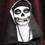 misfits-skull-nun-doll-face By customcreepydolls customcreepydolls.deviant.com